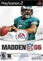 Madden 06 - cover