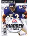 Madden 05 - cover