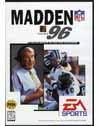 Madden 96 - cover