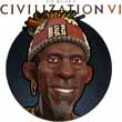 Mvemba a Nzinga is a Pious patron of the arts in Civilization VI