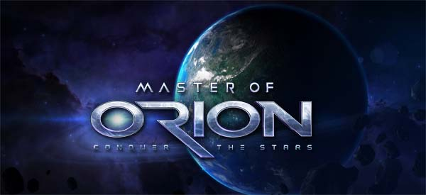 Master of Orion (2016) - title