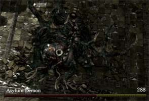 Dark Souls - plunging attack