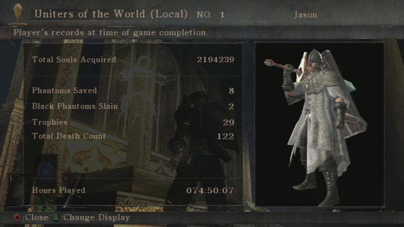 Demon's Souls - Uniter of the World