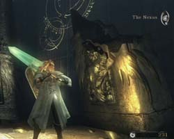 Demon's Souls - broken archstone