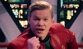 USS Callister - Captain Daly
