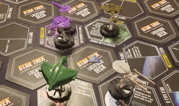 Star Trek: Fleet Captains: Romulan and Dominion expansion