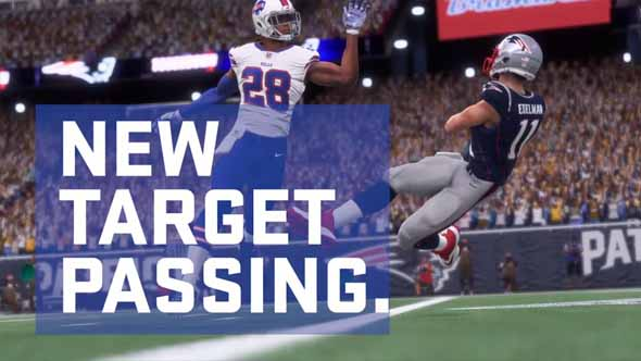 Madden 2018 - Targeted Passing