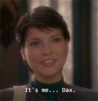 Star Trek: DS9 - Ezri Dax