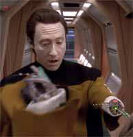 Star Trek: TNG - Data
