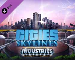 Cities: Skylines: Industries - cover