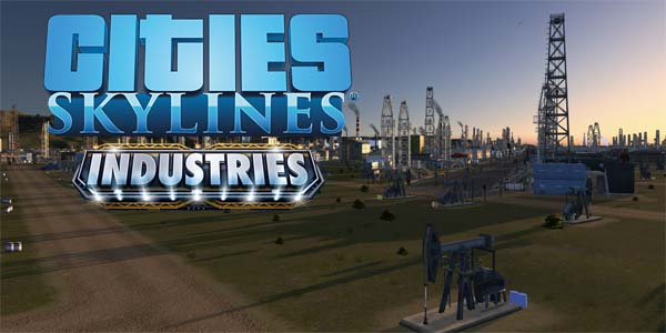 Cities: Skylines: Industries - title