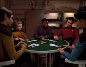 Star Trek TNG - lower decks