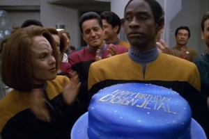 Star Trek: Voyager - Jetal's birthday