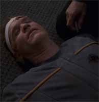 Star Trek: VOY - Carey's death