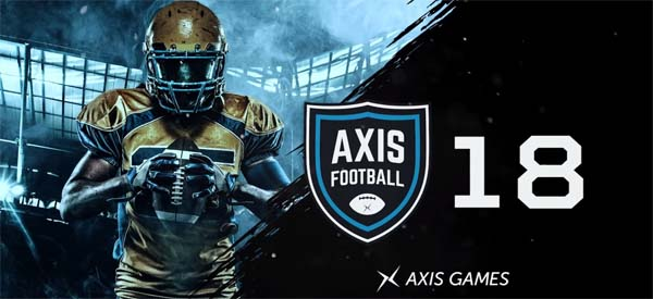 Axis Football 18 - title