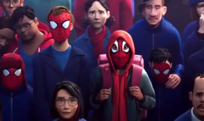 Into the Spider-Verse - funeral