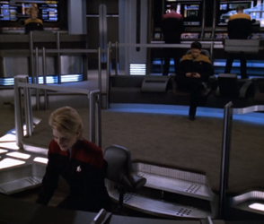 Star Trek: Voyager - night shift