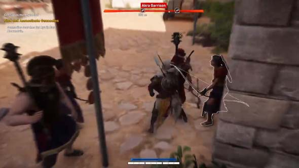 Assassin's Creed Origins - body guards