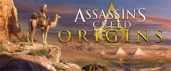 Assassin's Creed Origins - title