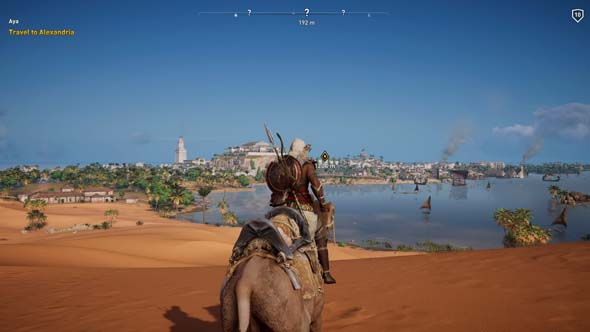 Assassin's Creed Origins - Alexandria