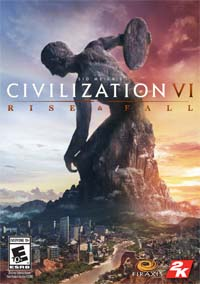 Civilization VI: Rise and Fall - cover