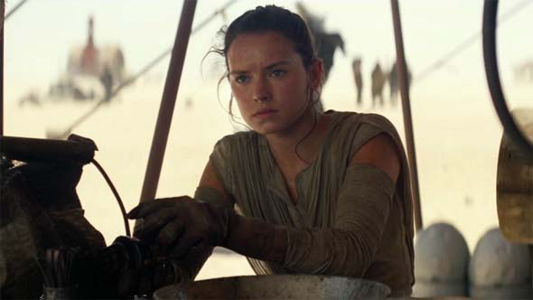 The Force Awakens - Rey