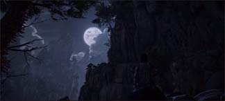 Shadow of the Colossus - remake moon