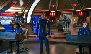 Star Trek: Discovery - bridge