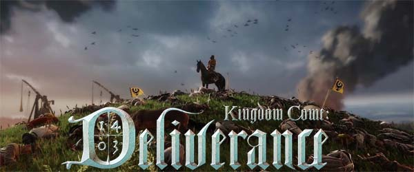 Kingdom Come: Deliverance - title