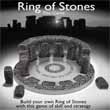 Playing my souvenir games from Europe: Ring of Stones