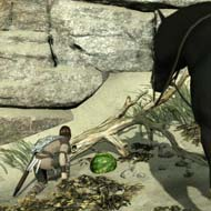Shadow of the Colossus - watermelon