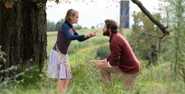 A Quiet Place - sign language