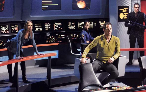 Star Trek Enterprise- mirror universe