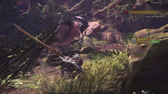 Monster Hunter: World - trap