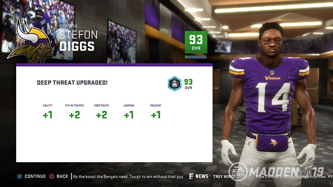 Madden 19 preview - archetype improvement