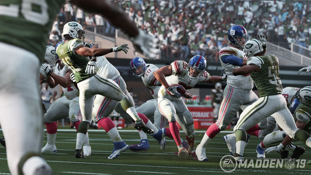 Madden 19 preview - hit the gap