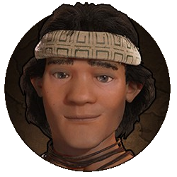 Civilization VI - Lautaro portrait