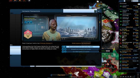 New Horizons' mod for Stellaris brings Star Trek back to 4-x gaming