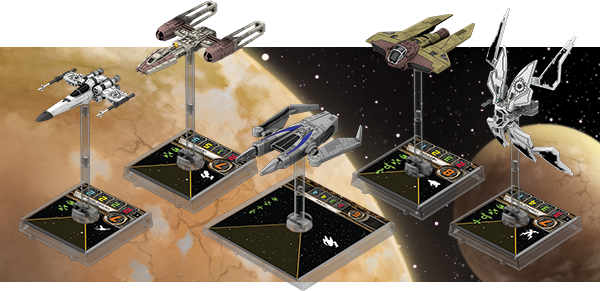 Star Wars X-Wing: Scum & Villainy
