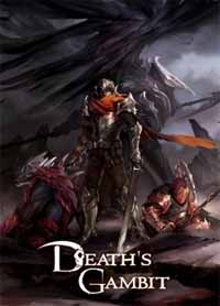 Death's Gambit - cover