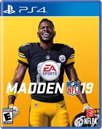 Madden 19 - cover