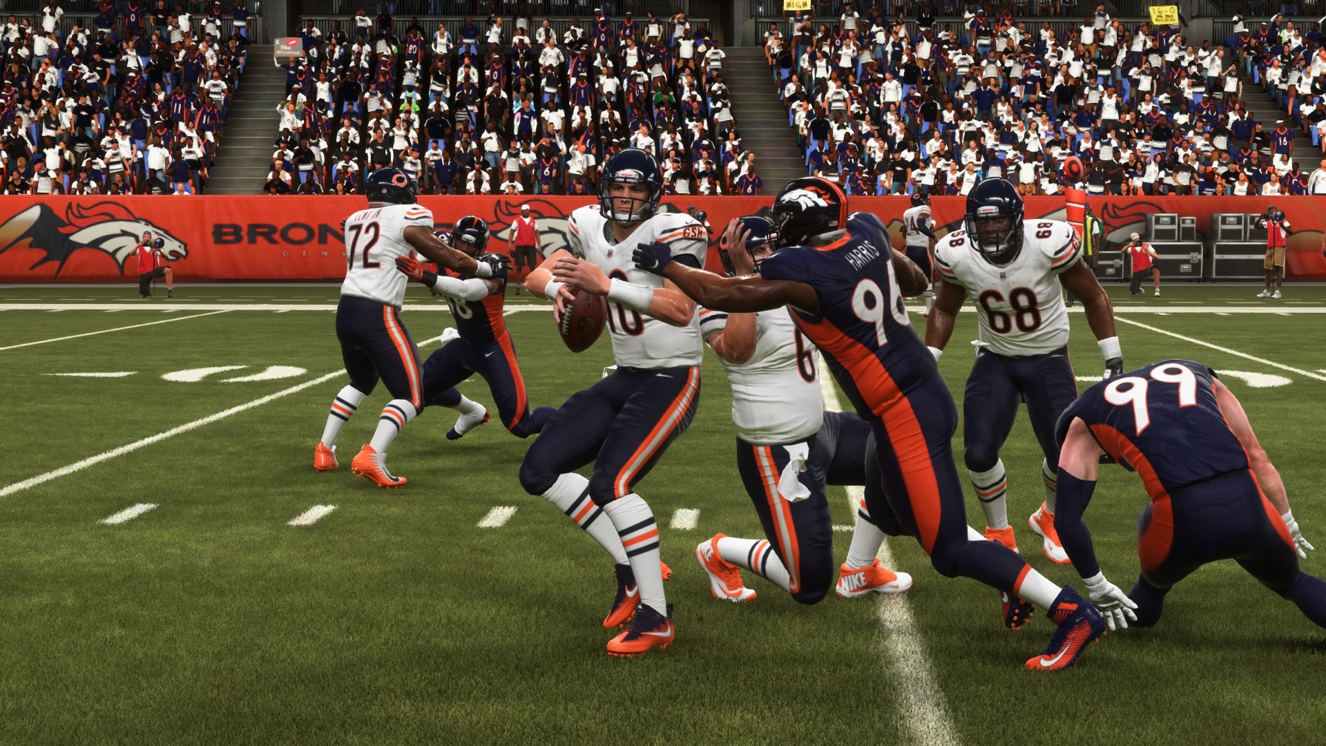 EA's Madden design philosophy, and why we can't have nice