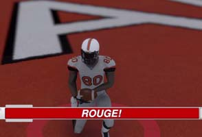 Maximum Football 2018 - Rouge