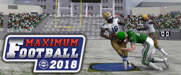 Maximum Football 2018 - title