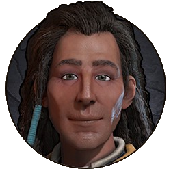Civilization VI - Poundmaker portrait