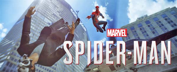 Marvel Spider-Man - title