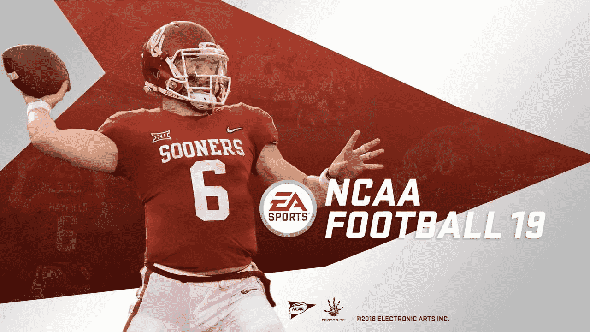 NCAA Football 19 mod
