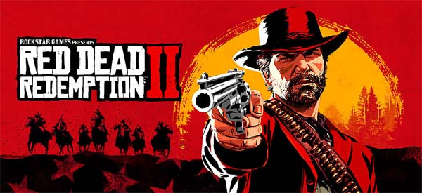 Red Dead Redemption 2 - title