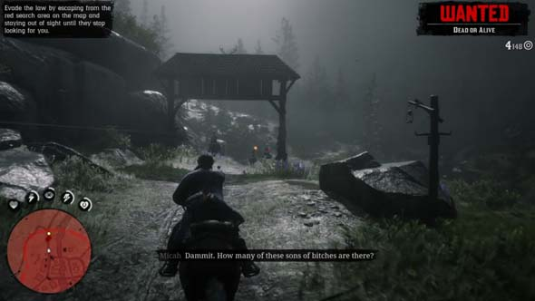 The little details are important in Red Dead Redemption II