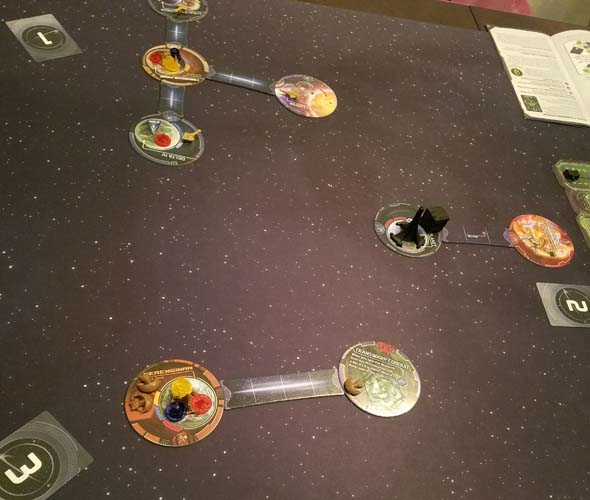 Star Trek: Ascendancy - Ferengibad luck start